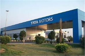 tata motors losses by rs 8 443 crore in hali quarter
