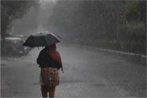 weather heavy rains will occur in these states including punjab