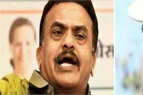 sanjay nirupam furious over quarantine of ips vinay tiwari