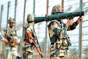 ceasefire violation in poonch sector