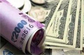 rupee reaches six month high against dollar