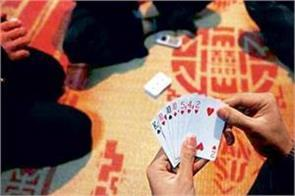 37 gamblers in custody including nine women gambling