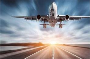 around one lakh passengers flew in a day