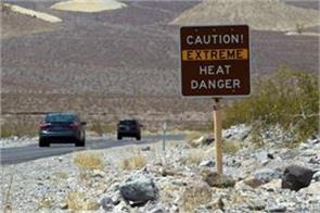 mercury reached 54 4 degrees celsius in death valley
