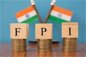 fpi remained net buyer in june quarter invested  4 billion indian equities