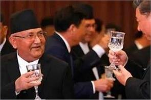 china getting safe passage to occupy nepal territory with oli