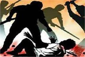medical store operator was beaten up two brothers committed the crime