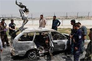 sticky bomb attacks in kabul kill 2 people