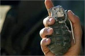 hand grenade found in pulwama tehsil office