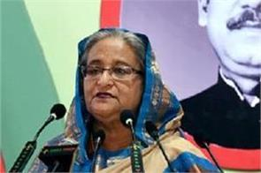 pm sheikh hasina pays homage to sheikh mujibur on his 45th death anniversary