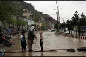 floods in northern afghanistan leave at least 70 dead