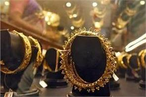 loss of rs 1 317 in gold and rs 2 943 in silver