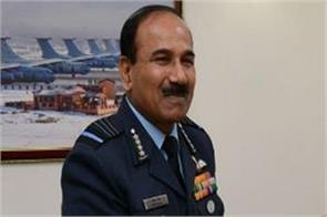 former air force chief said arup raha  india will one day become  superpower