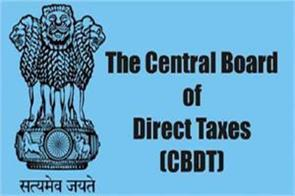 investigation branch tds directorate able conduct survey cbdt