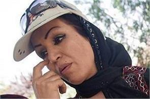 afghanistan s first female film director was gunned down by miscreants