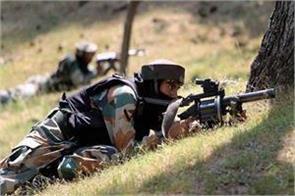 encounter in handwara security forces killed 2 lashkar terrorists