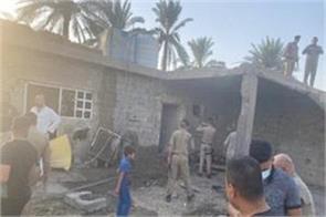 5 dead two injured in iraq rocket attack
