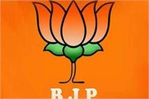survey company gave advice to bjp fight alone this time in bihar