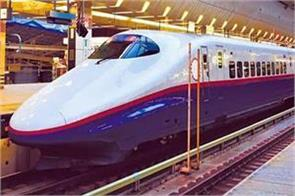 doubt on completion of bullet train project in 2023 due to corona infection