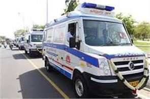 ambulance service did not start operation for three years