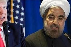 trump imposed new sanctions on iran