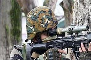 army personnel killed another terrorist