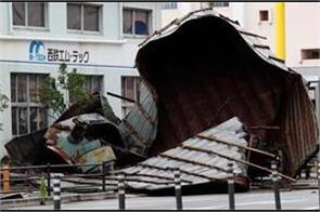 typhoon haishen heads to south korea after battering southern japan