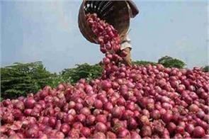 maharashtra government angry over ban on onion export
