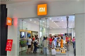 me store contributes 15 percent company s indian business xiaomi