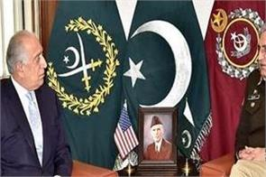 us special envoy meets with pakistan army chief