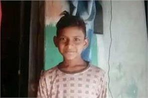 kidnapping of innocent child from outside the house in rae bareli