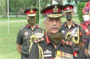 army chief narwane arrives in ladakh amid tension with china