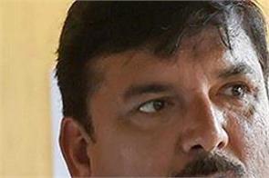 rajya sabha corona virus gst sanjay singh