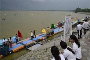 now you can enjoy sukhna lake on the weekend