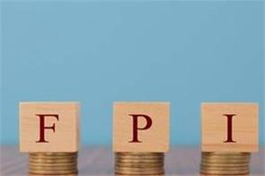 fpi withdraws rs 900 crore in first four seasons of september