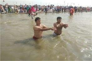90 percent people safe from corona due to regular use of ganga water