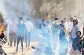 delhi riots police athar khan nadeem tahir hussain jamia