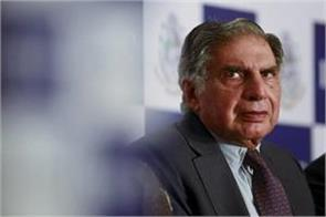 ratan tata shares a scary incident when the engine of the aircraft