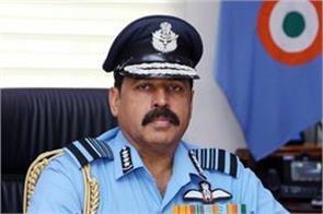 air chief bhadoria said no war nor peace situation in east ladakh