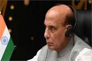rajnath singh give warning to china