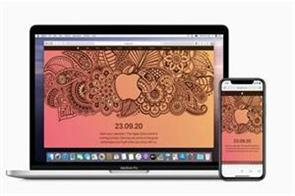 apple launches first online store in india will be launched on september 23