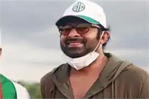 prabhas takes reserve forest on outer ring road hyderabad