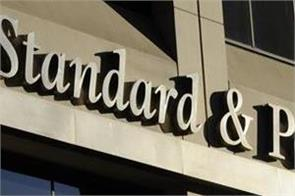 s p forecasts 9 decline in india s economy in the current financial year