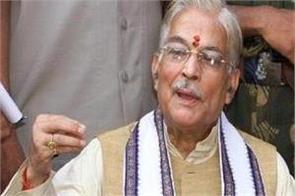 joshi welcomed the court s decision in babri case jai jai shri ram