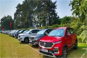 mg motor sales up 41 2 percent in august hyundai mahindra mahindra sales fall