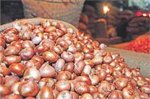 onion consignment handed over to customs department can be exported