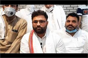 bjp is a poor party with poor policies ashok tanwar
