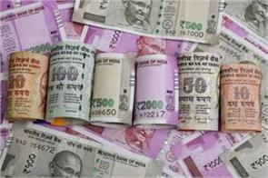 the rupee gained five paise to 73 48 per dollar amid fluctuations