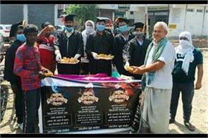 celebrated pm modi s birthday as national unemployed day