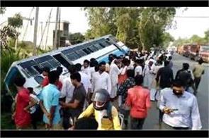 haryana-roadways-bus-crashed